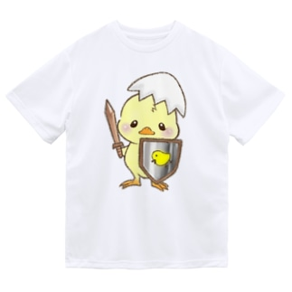 あにまるくえすと Dry T-Shirt