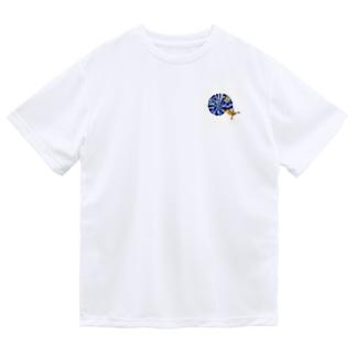 虹のマイマイ Dry T-Shirt