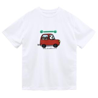 ぶーん Dry T-shirts