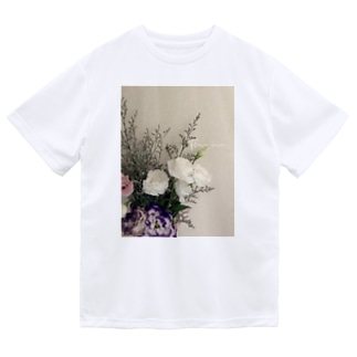 ジョリーマンダリンのflowers Dry T-Shirt