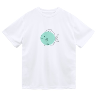 さかな ドライTシャツ
