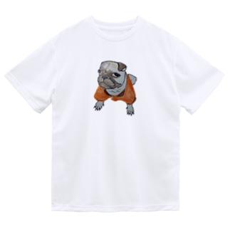 小太郎(しらすおろし)セール企画 Dry T-Shirt