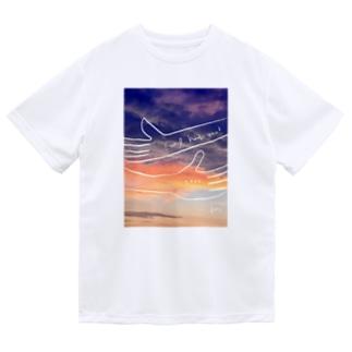 Can I hug you?  Dry T-Shirt
