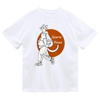 ツブくんとおでかけ Dry T-Shirt