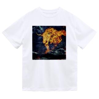 monster_002 Dry T-Shirt