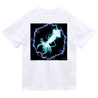 thunder_squid Dry T-Shirt