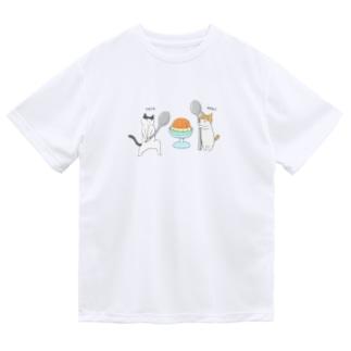 ヤタ&ナギ(ゼリー) Dry T-shirts