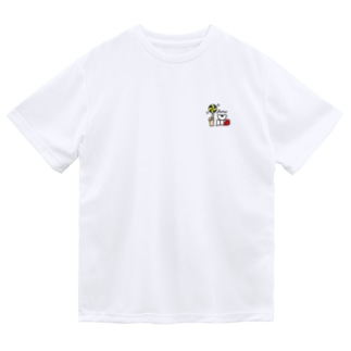 塩ちゃんロゴ Dry T-Shirt