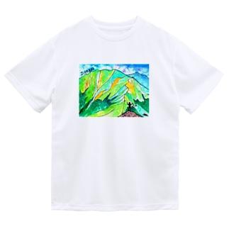 ジローギュー Dry T-Shirt
