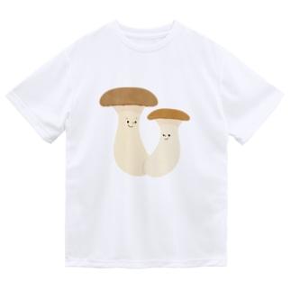 エリンギ Dry T-Shirt