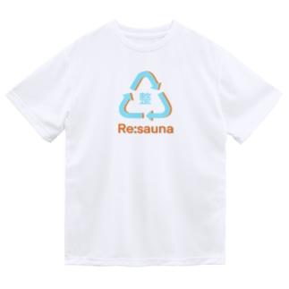 またまたのRe:sauna Dry T-Shirt