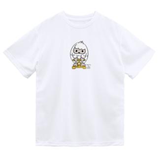 はいきんりょくチェック*M配置 Dry T-shirts