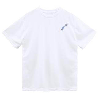 ワンポイント 鯉のぼり Dry T-shirts