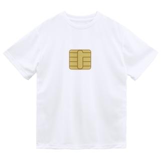 フォーヴァのICチップ Dry T-Shirt