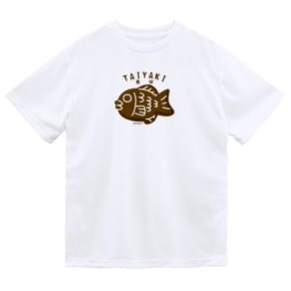養殖たいやきA Dry T-shirts