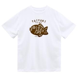 てんねんたいやきA Dry T-shirts