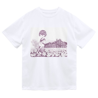 丸山変電所 Dry T-Shirt