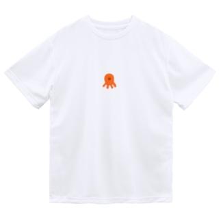 たこさん Dry T-Shirt
