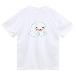 オバケあざらし Dry T-Shirt