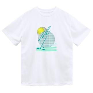 タイル Dry T-Shirt