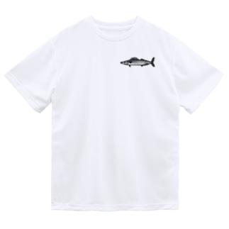 カマスサワラ Dry T-Shirt