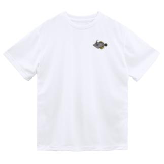 ハクセイハギ Dry T-Shirt