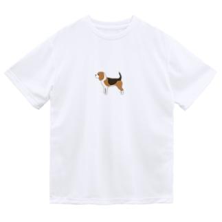 ビーグル Dry T-Shirt