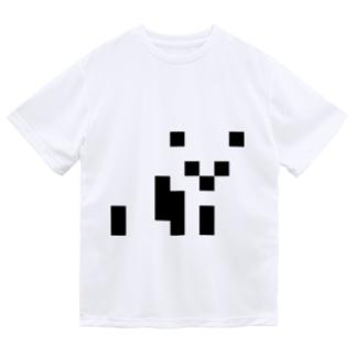 パンダ🐼 Dry T-shirts