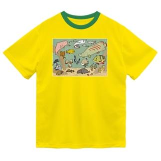 AMAZONIA Dry T-Shirt