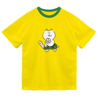 メロンパンとねこ Dry T-Shirt