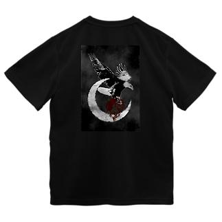 鷲ノ月 Dry T-Shirt