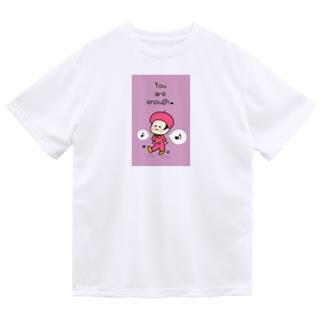 そのままでいい Dry T-shirts