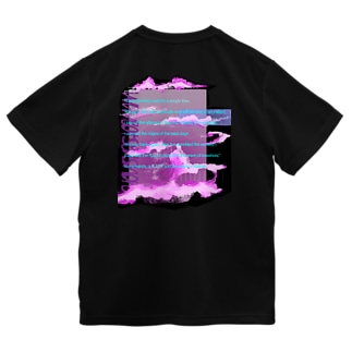[RETOUCH]WOS_poem01 Dry T-Shirt
