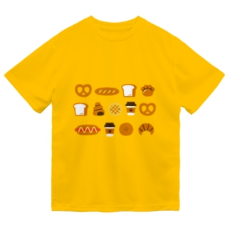 パン ドライTシャツ