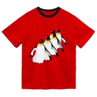 ペンギン ドライTシャツ