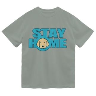 ステイホーム Dry T-Shirt