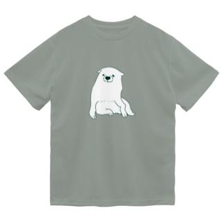 あの犬/反省(A) Dry T-Shirt