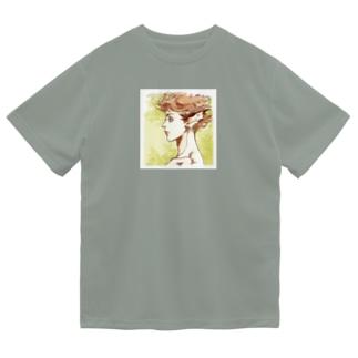人外さん Dry T-Shirt