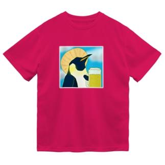 コウテイの夏 Dry T-shirts