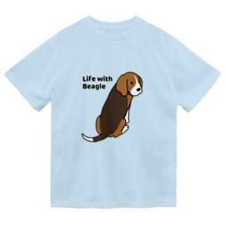 ビーグル2 Dry T-Shirt