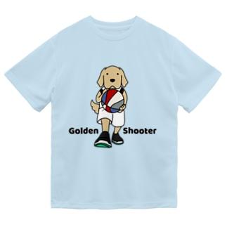 バスケット2(前面) Dry T-Shirt