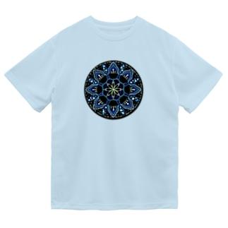 薄氷−丸ver. ドライTシャツ