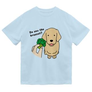 ブロッコリー Dry T-Shirt