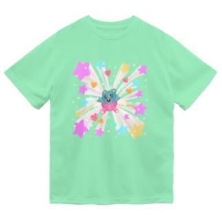 キラキラバーン Dry T-Shirt