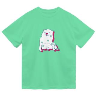 あの犬/パチパチ グミ Dry T-Shirt