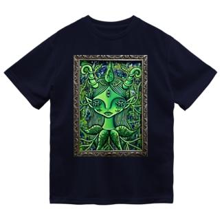 〜森の精ドライTシャツ〜 ドライTシャツ