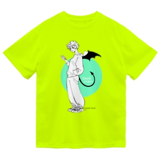 Devil ちゃん Dry T-Shirt