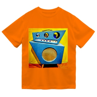 レトロ⚡アンプ Dry T-Shirt