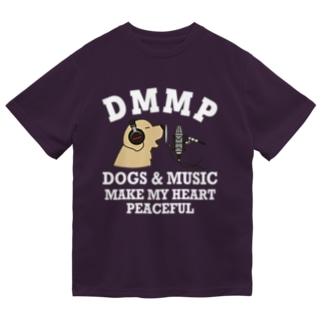 DMMP(文字白) Dry T-Shirt