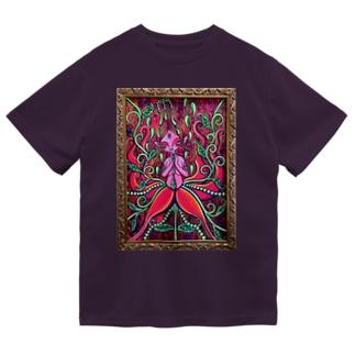 〜雌花ドライTシャツ〜 ドライTシャツ